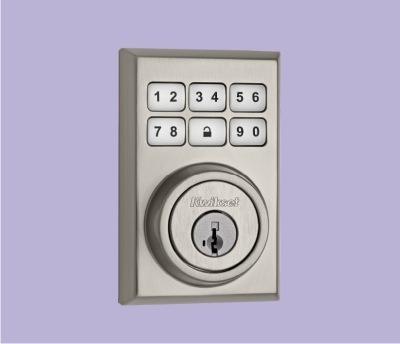 control acceso cerradura electrónica