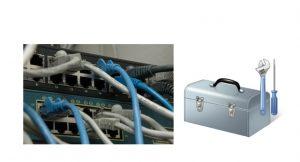 redes fibra instalación
