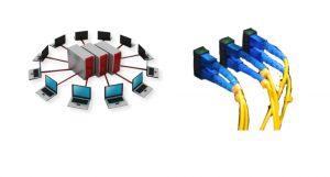reparación redes domicilio