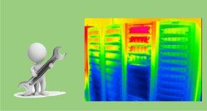 instalación refrigeración centro de datos