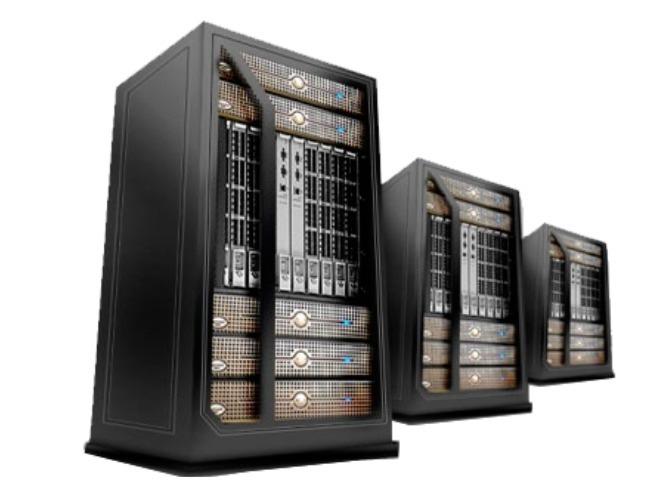 error hd servidor