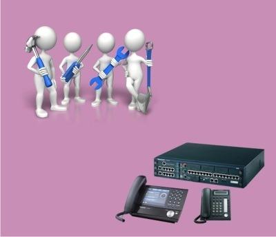 instalación de centralitas telefónicas
