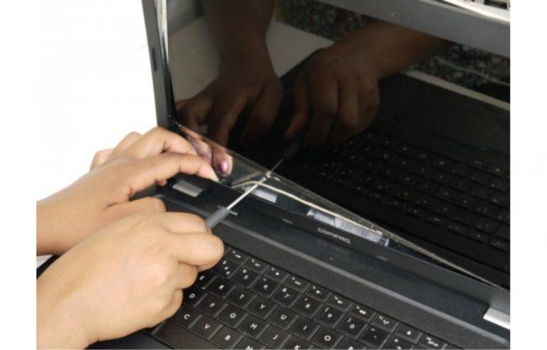 cambio pantalla ordenador portátil