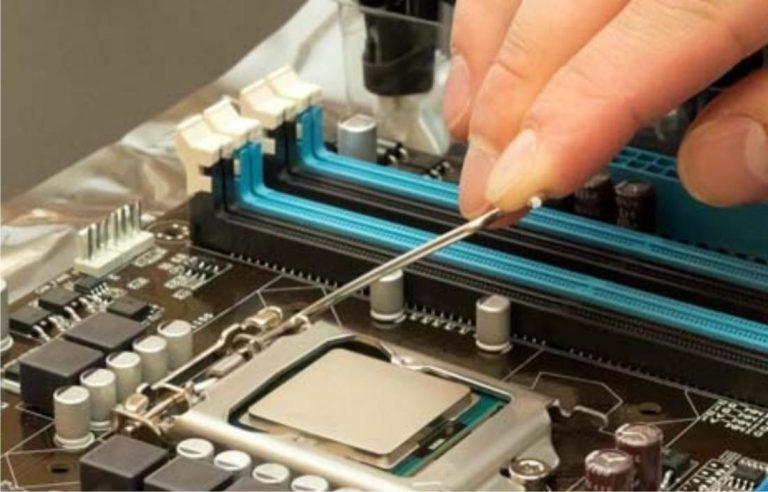 cómo reparar ordenador mojado