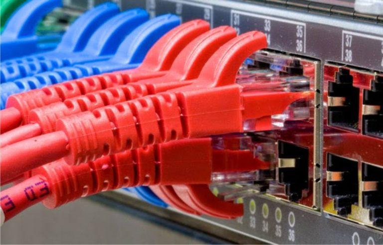 conexionado seguro ethernet oficinas