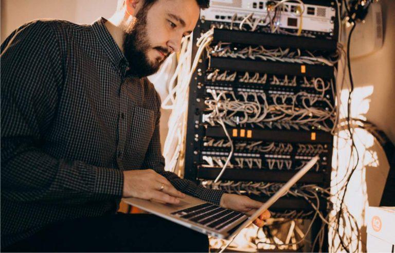 configuración redes ethernet
