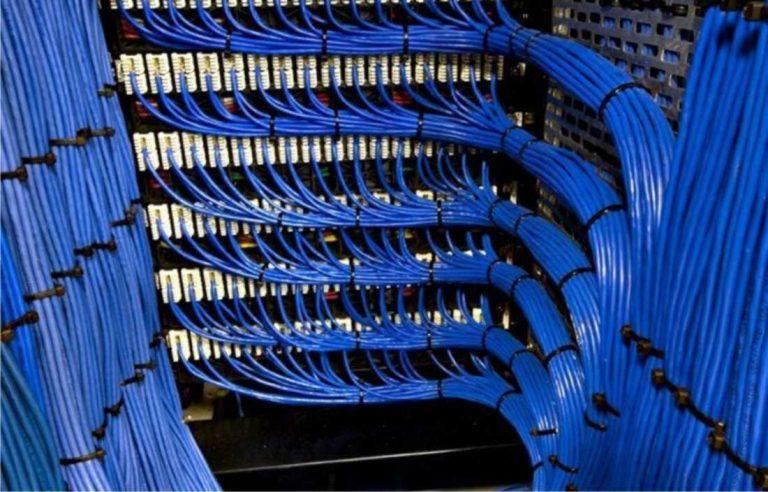 instalación redes informáticas industriales