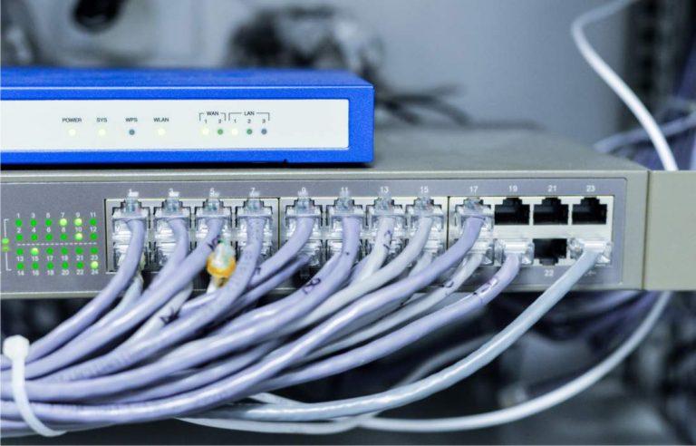 instalaciones cable red informática