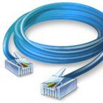 instalador cable red informática interna doméstica