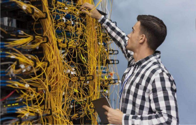 instaladores industriales ethernet