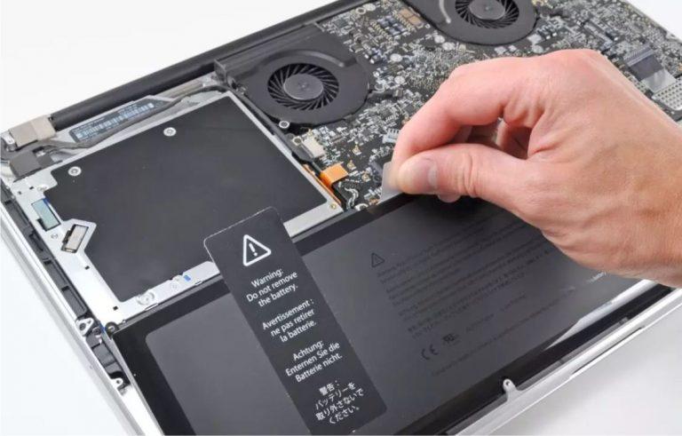 problema eléctrico carga ordenador notebook