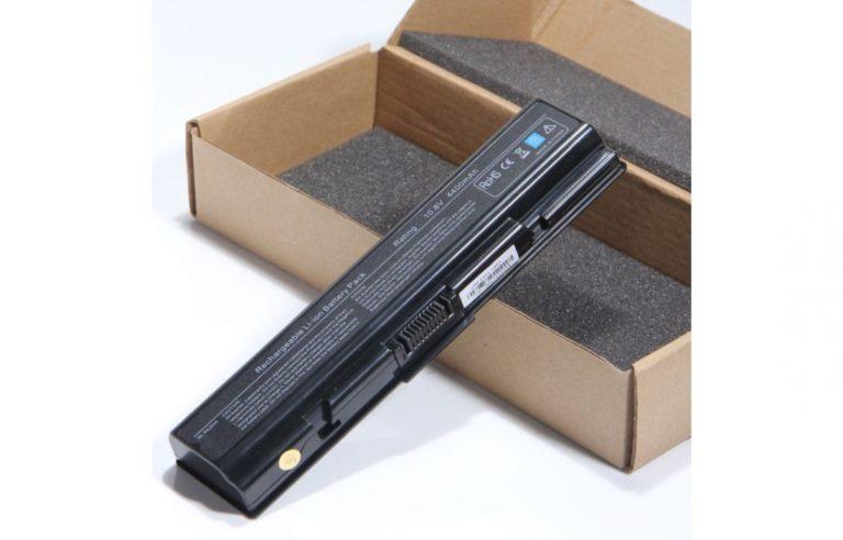 reemplazar batería portátil agotada quemada no enciende