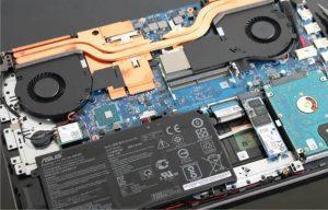 reparación ordenador portátil