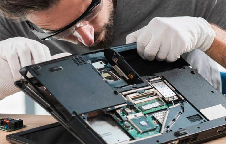 reparación pantalla portátil