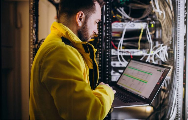 técnicos instaladores redes ethernet