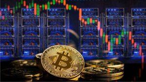 minado criptomonedas blockchain