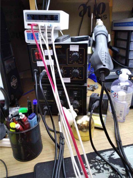 taller reparación electrónica
