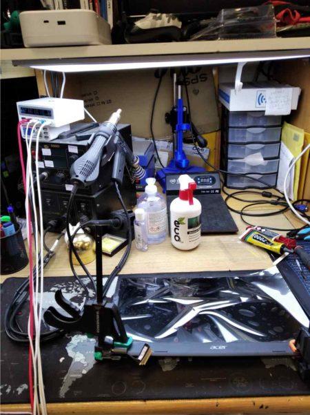 taller reparación informático